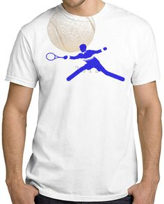 Stick It Wear Men's Djokers Wild T-Shirt  #tennis