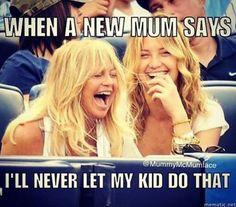 Uh huh. #momlife via Mummy McMumface
