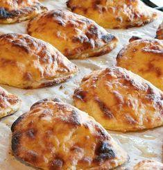 Vatruskat Wine Recipes, Bread Recipes, Dessert Recipes, Cooking Recipes, Savoury Baking, Bread Baking, Finnish Recipes, European Cuisine, Sweet And Salty
