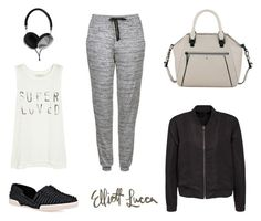"""""""Athleisure"""" by elliottlucca ❤ liked on Polyvore"""