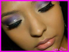 MAKEUP IDEAS ON BLACK SKIN - http://livesstar.com/makeup-ideas-on-black-skin.html