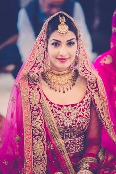 found on wedmegood.com Bridal Lehenga Photos | Sarees & Anarkalis | Designer Wear Wedmegood