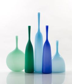 Joe Cariati Glass Collection, Glassblower in Los Angeles