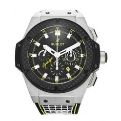 Hublot Big Bang King Power Guga Tennis 48MM Titane Cadran Noir 703.NQ.1129.NR.GUG13