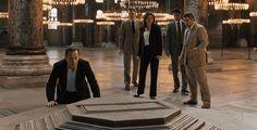 """""""Inferno"""" - Ein weiteres Dan-Brown-Abenteuer ist im Kino. In """"Inferno"""" muss Tom Hanks alias Robert Langdon die Welt vor einer Seuche retten."""