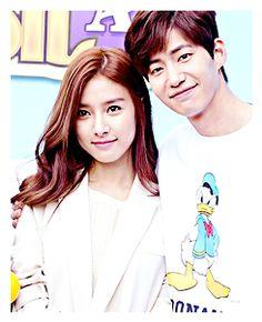 Kim So Eun & Song Jae Rim (Solim couple)
