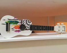 """Résultat de recherche d'images pour """"painted ukulele"""""""