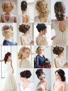 Wedding Hairstyle Hairstyle: Elstile - In need of inspiration for your wedding day updo? Try some of these gorgeous wedding hairstyles from Elstile. Take a look and happy pinning Half Up Half Down Short Hair, Wedding Hairstyles Half Up Half Down, Best Wedding Hairstyles, Fancy Hairstyles, Bride Hairstyles, Beautiful Hairstyles, Hairstyle Ideas, Wedding Hair And Makeup, Bridal Hair