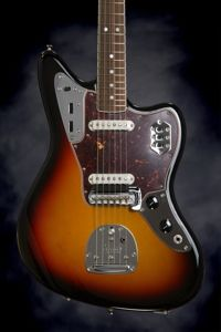 Fender American Vintage '65 Jaguar - 3-Color Sunburst