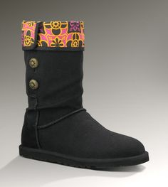 UGG LO PRO MARRAKECH Women's Black Boots