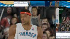 Paul Pierce on the Thunder?