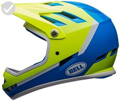 Bell Sanction Bike Helmet - Force Blue/Retina Sear Small - Useful things for bikers (*Amazon Partner-Link)