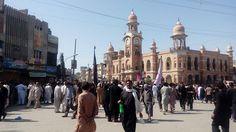 Ashura Procession - Multan Pakistan  (10 Muharram 1438 / 2016 - Multan Pakistan)  Photography: Fatima Rubab  Shia Multimedia Team - SMT http://ift.tt/1L35z55