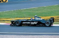 Pedro Paulo Diniz Arrows Spa