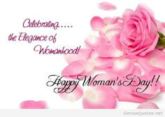 Observance of Women's Day