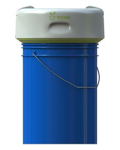 Poosh : Portable Toilet With Automatic Sanitary System