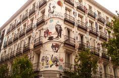 Edificio calle Orellana-Campoamor. Madrid