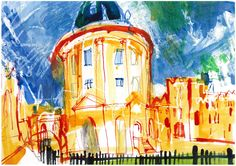 Radcliffe Camera by dorothy