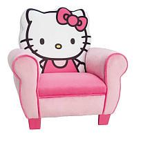 "Harmony Kids Hello Kitty Upholstered Chair - Harmony Kids - Toys ""R"" Us"
