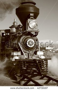 american old west | Old West Steam Locomotive Stock Photo 42716107 : Shutterstock