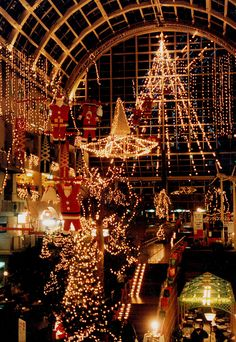 Christmas in Sapporo Factory #Hokkaido #Japan