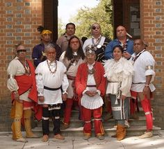 Cherokee natives, now these are real Cherokee natives not some white bastard wannabe.