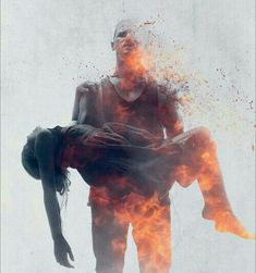 """The drama of post-apocalyptic series' have taken the TV airwaves by storm, but now, a pre-apocalyptic drama will start winning the TV audiences over with """"These Final Hours. Foto Fantasy, Fantasy Art, Story Inspiration, Character Inspiration, Take Shelter, Dark Love, Photoshop, The Villain, Double Exposure"""