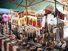 Rosebank Market, Johannesburg, South Africa