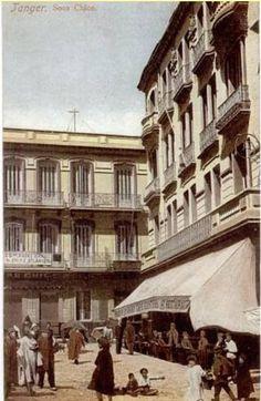 Petit Socco Tanger. via Hamid Harrouch Facebook