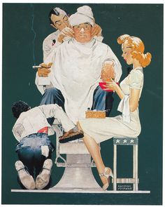 norman rockwell pictures - Google Search
