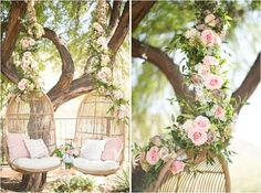 Romantic Floral Wedding - Rachel + Perry - The Daily Wedding Space Wedding, Dream Wedding, Wedding Things, Wedding Stuff, Wedding Venue Decorations, Wedding Venues, Wedding Designs, Wedding Styles, Rachel Perry
