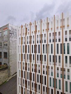 Refurbishment at C_Galera 43, A Coruña, 2013 - CREUSeCARRASCO arquitectos