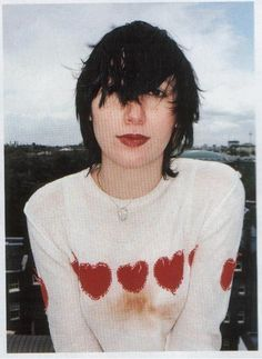 cuz karen o can go out in stained clothing and still be a bad ass