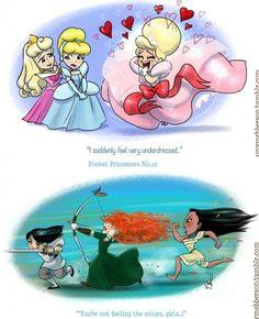 Pocket princess :)