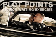 Plot Points: A Storytelling Exercise