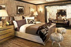 KELLY WEARSTLER | INTERIORS. Evergreen Residence, Master Bedroom