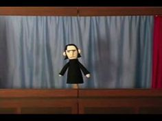Harry Potter Puppet Pals and th  Mysterious Ticking Noise... doing this at football games, ohmygosh....