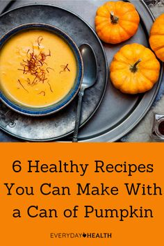 Make use of the extra canned #pumpkin you have lying around after the holidays.