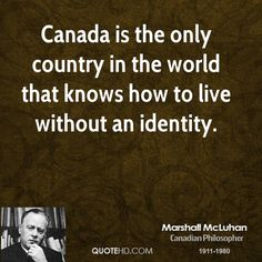 marshall mccluhan essays One of the most charismatic, controversial and original thinkers of our time whose remarkable perception propelled him onto the international stage, marshall mcluhan.