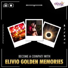 #contest #contestalert Elivio Kaun Banega Coinpati #Contest. Elivio makes it simple to win Gold Coin this Diwali. Just participate in 3 easy steps.  1. Download our Elivio App and Register with code Elivio799. 2. Share your best Diwali picture 3. Like our page and tag 5 Friends. CONTEST OPEN FROM OCT 14 TO 21.   Send in your entries by Oct 21 and stand chance to win Gold Coin..... All the best.......