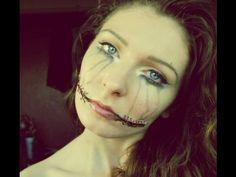 Chelsea smile sfx makeup tutorial