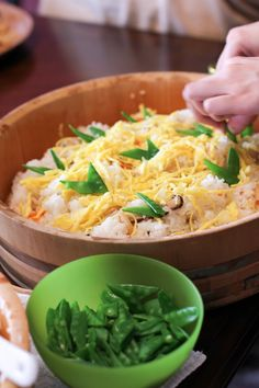 Making Deconstructed Sushi (Recipe)|Chirashi Sushi ちらし寿司 Sushi Recipes, Healthy Eating Recipes, Raw Food Recipes, Asian Recipes, Great Recipes, Ethnic Recipes, Asian Foods, Recipies, Japanese Taste