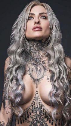ryan ashley from ink masters Girl Tattoos, Beauty Tattoos, Inked Girls, Body Art Tattoos, Hot Tattoos, Glamour, Girl, Ink Tattoo, Tattoed Girls