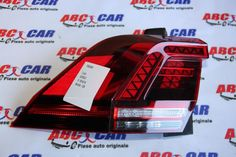 Stop stanga LED caroserie VW Tiguan (AD1) 2016-In prezent R-Line 5NA945207A