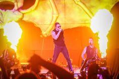 25/11/13 - Barcelona, ESPAÑA - avenged sevenfold, a7x