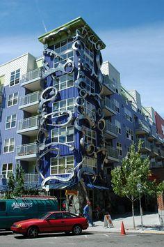 Beautiful Building, Washington. @designerwallace