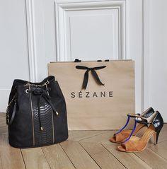 SEZANE - bourse HOPE + SALOMÉ   Sézane by Morgane Sezalory