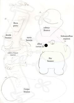 Bu Ba : Como Fazer um boneco de Neve Olaf - FROZEN em EVA como lembrancinha -> um lindo porta bombom!!!