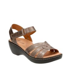 6aeb22f0631b Delana Varro Pewter Leather womens-collection Navy Shoes