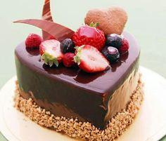 バレンタインケーキ*Valentine cake